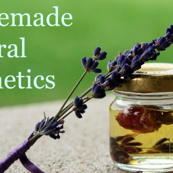 3 Natural Cosmetics You Can Make At Home