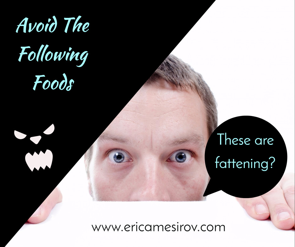 foods sound healthy but are fattening