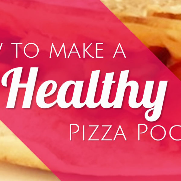 A Nutrient Dense Pizza Pocket That's Diet Friendly (Quick to Make!)