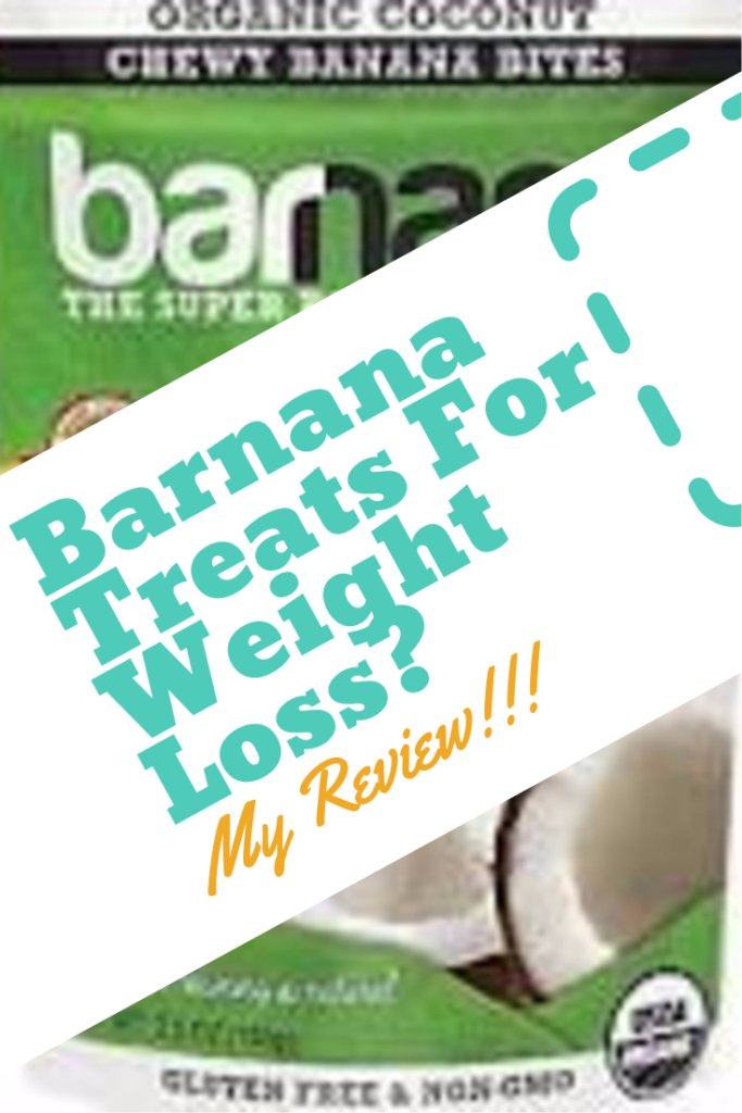 my weight loss/ diet Barnana review