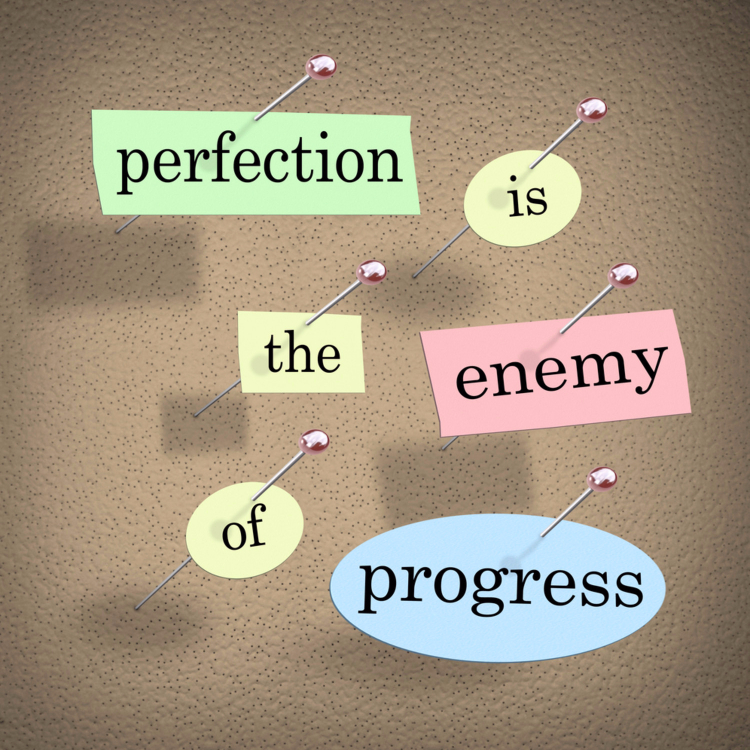 No perfectionists - Avoid holiday weight gain