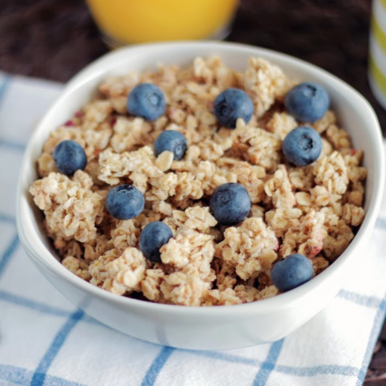 granola - food that seems healthy but isn't