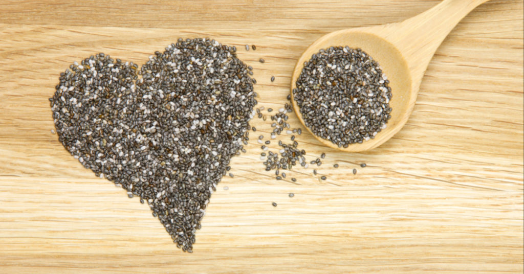 Seeds for hormone balance, heart health