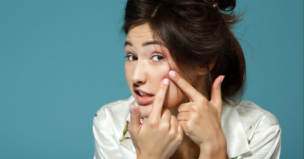 pimples and food sensitivities