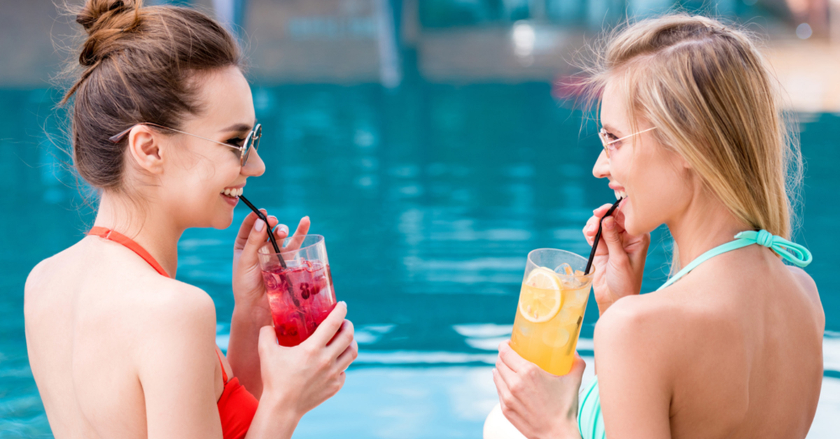 indulgent activities that are good for you - vacations