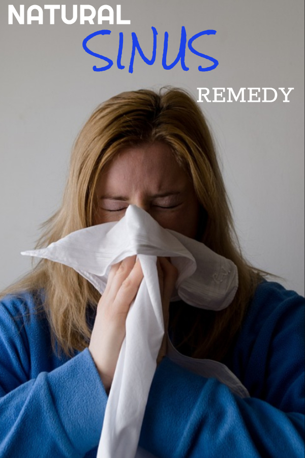 natural sinus remedy (treat a cold/ congestion/ post nasal drip/ snotty/ natural cure/ essential oils/ vitamins/ supplements/ neti pot/ saline solution/ cold remedy/ allergies)