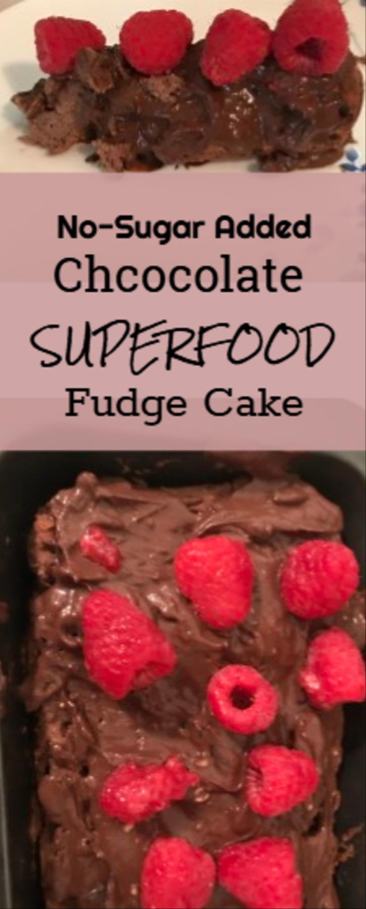 Healthy, high protein, sugar-free chocolate Superfood fudge cake (low-sugar dessert/stevia sweetened desserts/ dessert that is healthy/ high-protein treats/healthy chocolate/healthy ways to satisfy cravings/ dessert for dieters/dessert for weight loss/ guilt-free desserts/ )