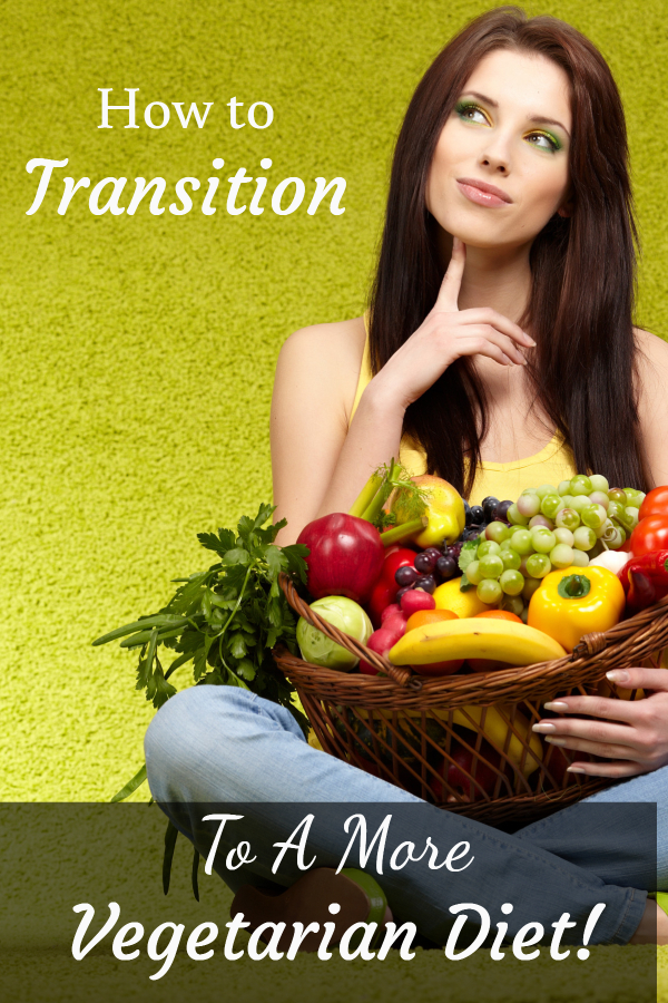 Transition to a more vegetarian diet (become vegetarian./ eat more vegetables/ ways to eat healthier/ transition vegetarian/ eat more vegan meals/ give up meat/ eat less meat/ meals without meat/ protein that isn't meat/ no meat diet/ ways to eat healthy)