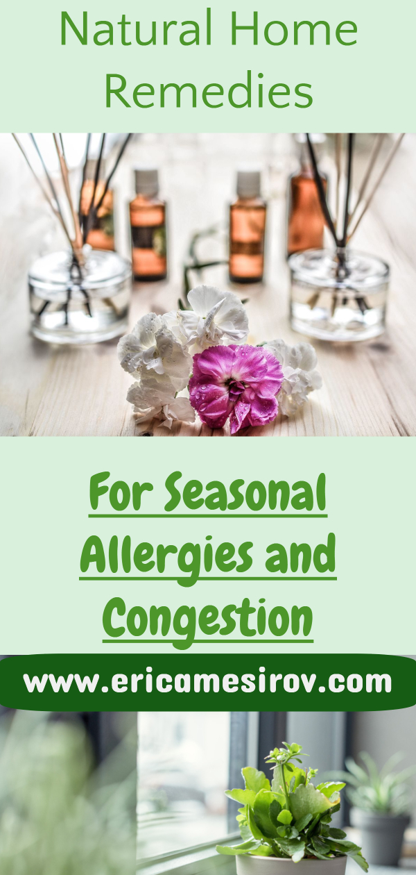 My favorite natural home remedies for sinus allergy relief (holistic allergy treatment/ non-toxic allergy relief/ fight sinus problems naturally/ neti pot benefits/ do neti pots work/ local honey for allergies/ essential oil for sinus relief/ stuffed nose/ sinus headache/ treat naturally/ fast relief/ air purifier for allergies)