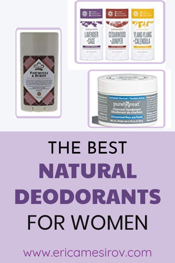 Fantastic Women's Natural Deodorant Options (non-toxic deodorant/ chemical-free deodorant/ natural deodorant/ deodorant without chemicals/ natural deodorant that doesn't irritate/ natural deodorant that stops odor/ best deodorant for women/ use more natural skin products/ deodorant for women/ clean beauty products/ great deodorants/ switch to natural deodorant)