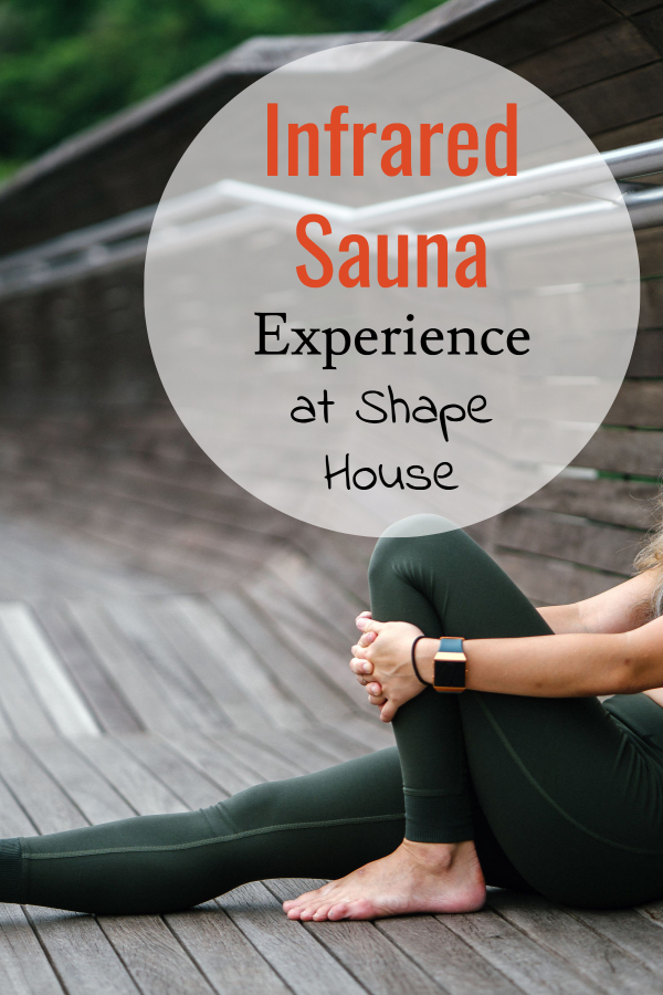 Shape House Infrared Sauna Experience (shape house/ larchmont/ los angeles/ infrared sauna/ sauna for weight loss/ sauna for detox/ does sweating help you detox/ where to go for infrared sauna/ celebrity self-care trends/ selena gomez/ best type of sauna/ sauna benefits/ fun ways to help weight loss)