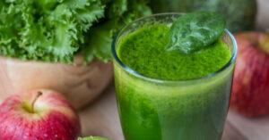easy cleanse vegetable juice
