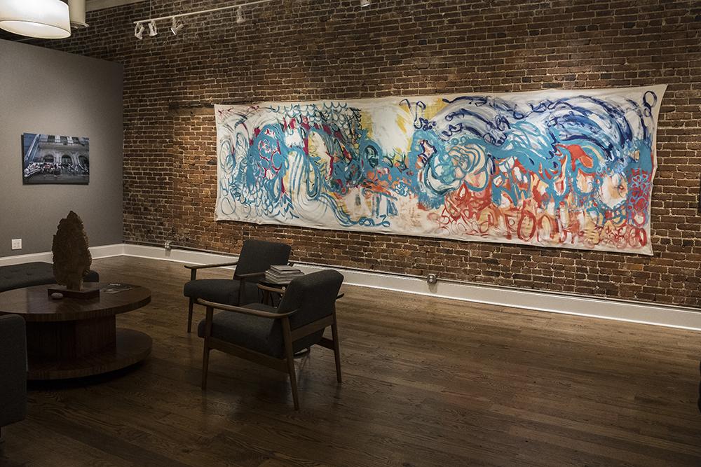 Beth Inglish Art Nashville The Studio 208