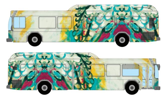 Beth Inglish Joy Bus Nashville Design 2
