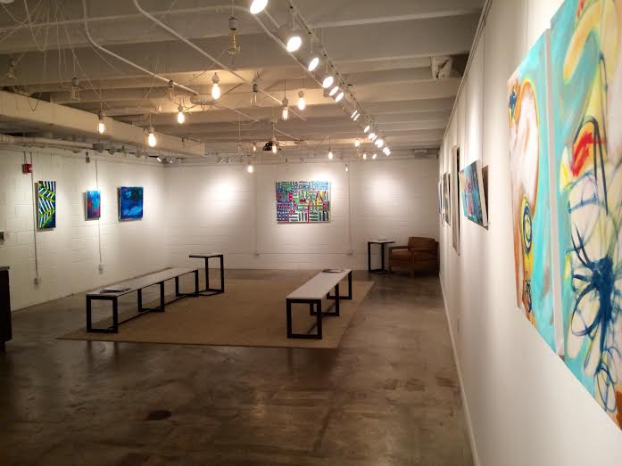 Release exhibits at Main Street Gallery