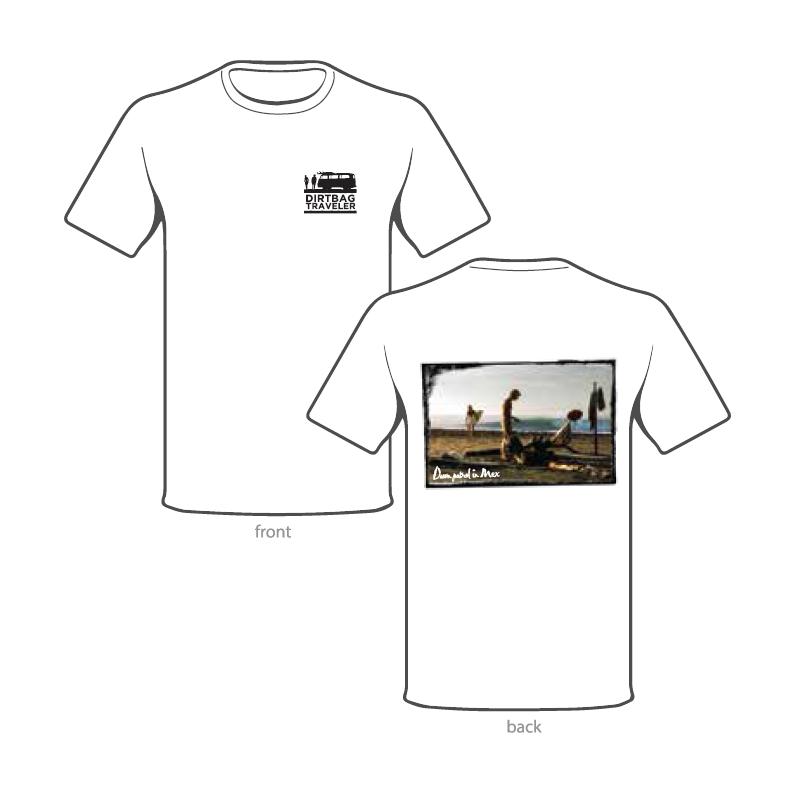 'Dawn Patrol In Mex' T-Shirt