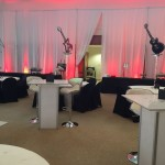 Rock and Roll Themed Bar Mitzvah