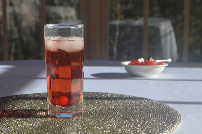 Pomegranate Soda