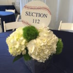 Baseball Themed Bar Mitzvah