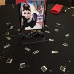 Old Hollywood Movie themed Bat Mitzvah Party