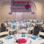 Bakery Themed Bat Mitzvah Party