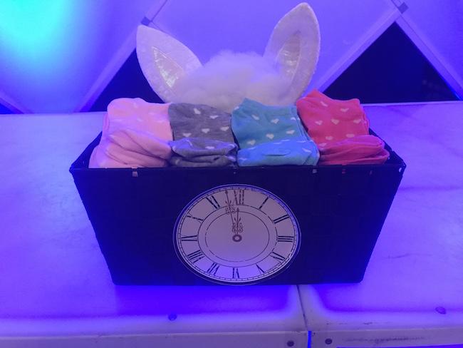 Alice in Wonderland Themed Bat Mitzvah Party