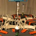 Ski Themed Bar Mitzvah Party