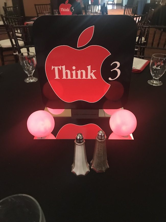 Apple Technology-Themed Bar Mitzvah Party