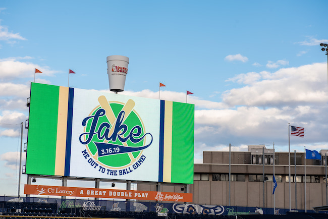 Jake Me Out to the Ballgame: A base-ketball Bar Mitzvah Party!