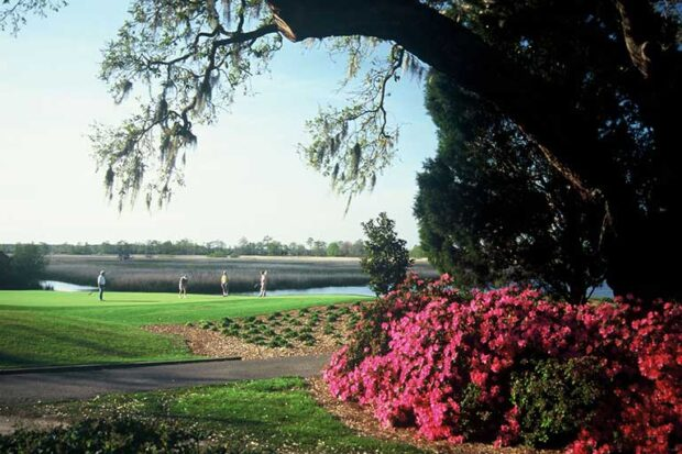 Caledonia Golf and Fish Club, Pawleys Island