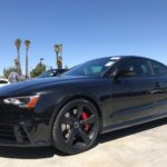 2015 Audi RS5, black, 2 door