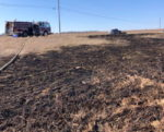 Firefighters Urge Caution When Burning As Brush, Grass Fires Popping Up
