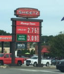 Local Gas Prices Keep Going Up