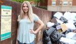 "Dorm Donations: Grad Student Collected Unwanted ""Stuff"" & Plans To Repurpose"
