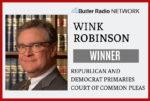 Robinson Wins Both Republican, Democratic Nominations