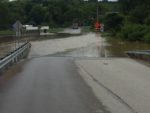 Flooding Closes Butler Co. Roads
