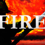 Friday Fire Destroys Mobile Home