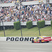 Nascar hits Pocono this weekend