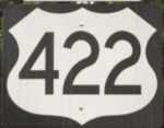 First Phase Of Rt. 422 Construction Complete