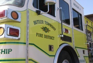 Butler Township Rollover Crash Leads To Injuries