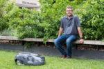 SRU Using Robotic Lawn Mower