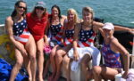 SRU Alum Swims English Channel
