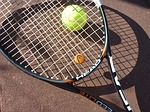 Knoch Girls open PIAA Tennis tournament will solid win