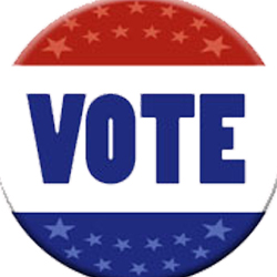 Monday Is Last Day To Register To Vote