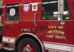 Fire At City Apartment Displaces Families