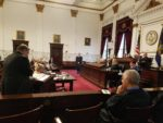 County Officials Sworn-In At Courthouse