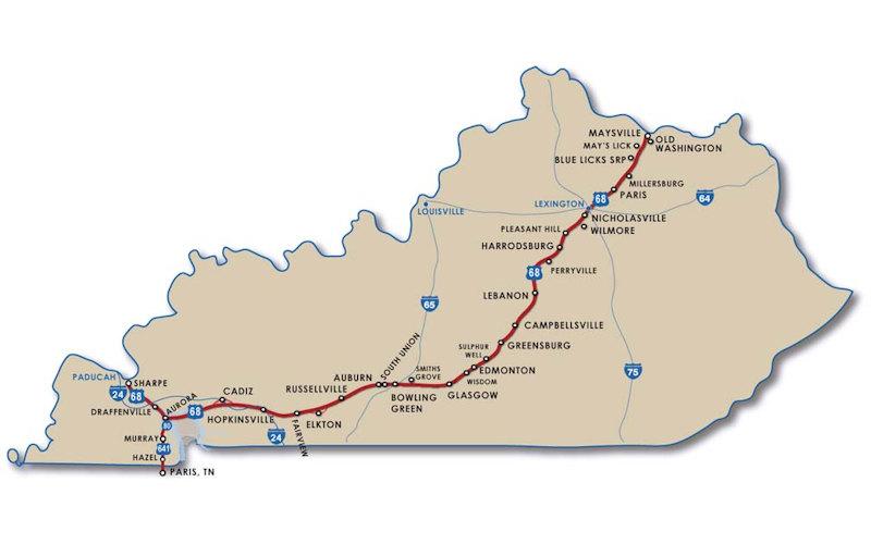 400 Mile Sale Kentucky
