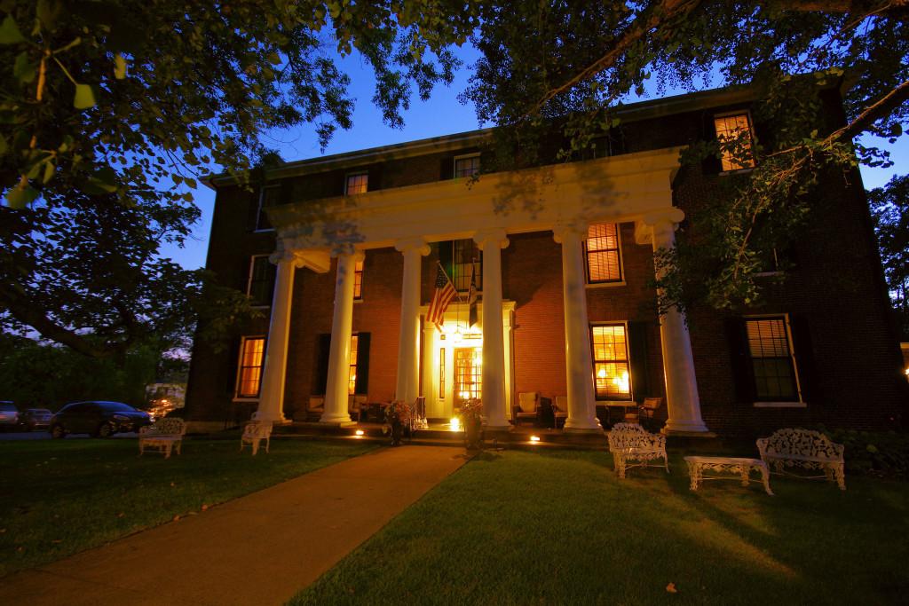 Beaumont Inn, Kentucky