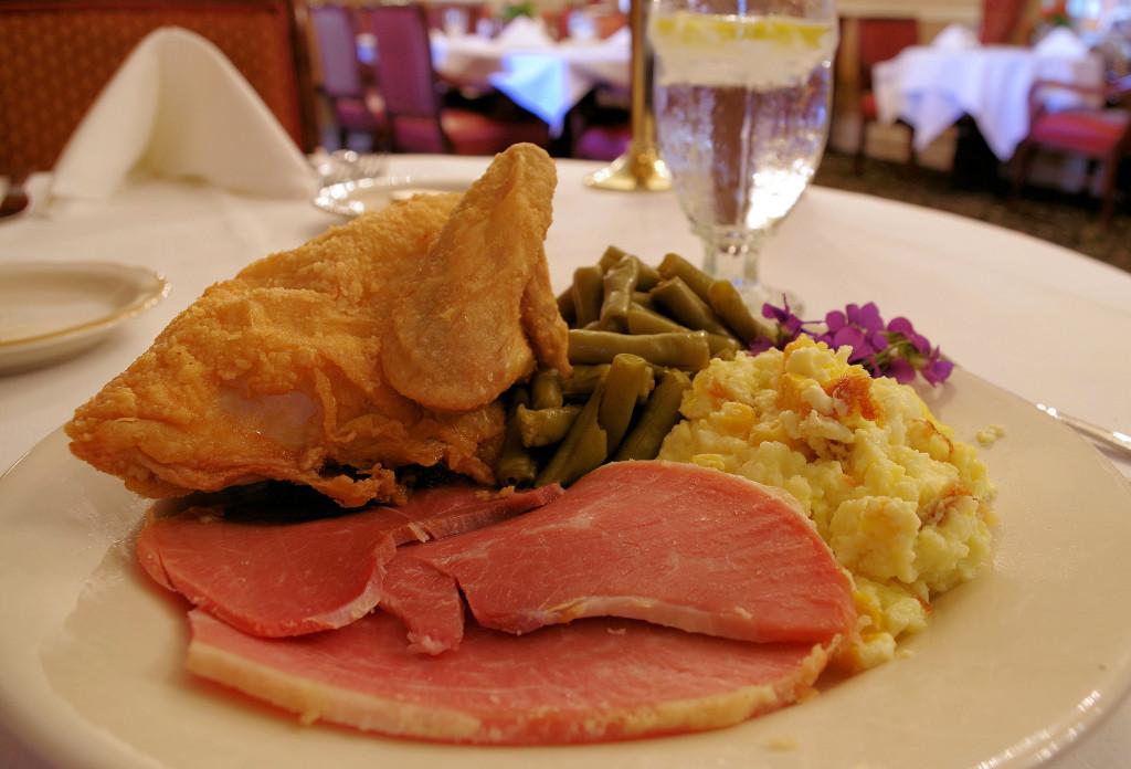 Beaumont Inn Dinner