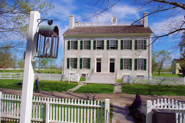 Shaker Village Kentucky